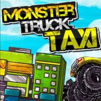 Монстр такси (Monster taksi truck)