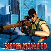 Снайперские атаки 3D ( Sniper attacks 3D)