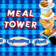 Башни еды (Meal towers)