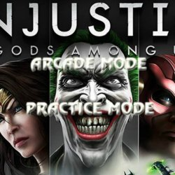 Инджастис: Боги Среди Нас (Injustice: Gods Among Us)
