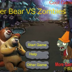 Медведь Против Зомби (Elder Bear VS Zombies)