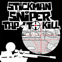 Стикмен снайпер: на телефон (Stickman sniper Tap to kill)