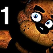 5 Ночей с Фредди 1 (Five Nights at Freddy's)
