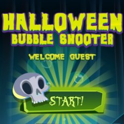 Хэллоуин шарики (Halloween Bubble Shooter)