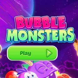 Монстры и пузыри (Bubble monsters)