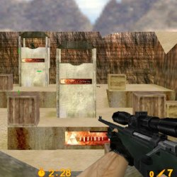 Снайпер: Counter Strike 2