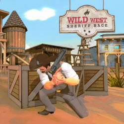 Ярость Шерифа Дикого Запада (Wild West Sheriff Rage)