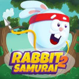 Кролик Самурай 2 (Rabbit Samurai 2)