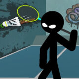 Стикмен Бадминтон (Stickman Sports Badminton)