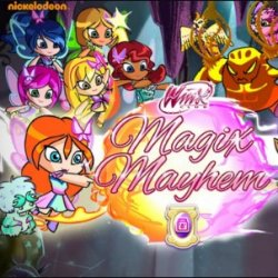 Клуб Винкс: Магия Хаоса (Winx Club Magix Mayhem)