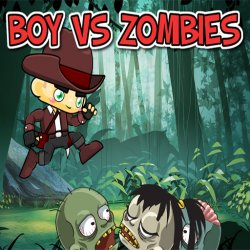 Мальчик против Зомби (Boy vs Zombies)