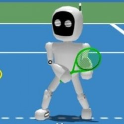 Робо-Спорт: Теннис (ROBOTIC Sports: Tennis)