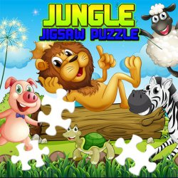 Джунгли: Пазл (Jungle Jigsaw Puzzle)