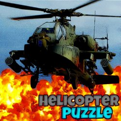 Вертолеты: Пазл (Helicopter Puzzle)